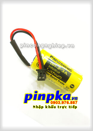Pin Nuôi Nguồn PLC-CNC Lithium 3V Yaskawa Motoman GL BR-2/3A-1 1200mAh